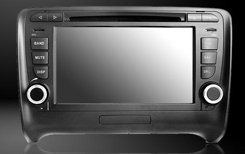 Dynavin DVN-TT Multimedia Navigation N7 Plattform für Audi TT (8J) 2006-> + Navigationssoftware