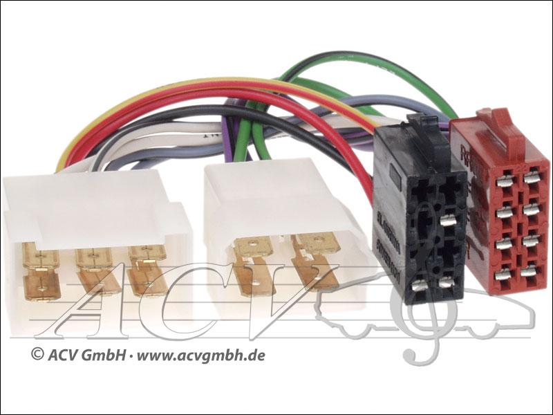 ACV 1094-02 Radio cable Fiat