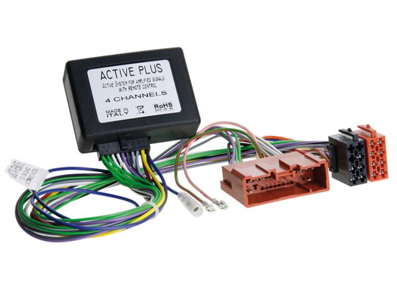 ACV 1173-50 Active system adapter Mazda / BOSE sound system