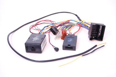 RTA 014.344-0 Lenkradadapter für Modelle mit Fakra Can Bus Steuerung für BMW
