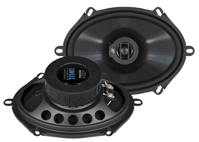 """Hifonics TS-572 Titan 5x7"""" Koax-System TS572"""
