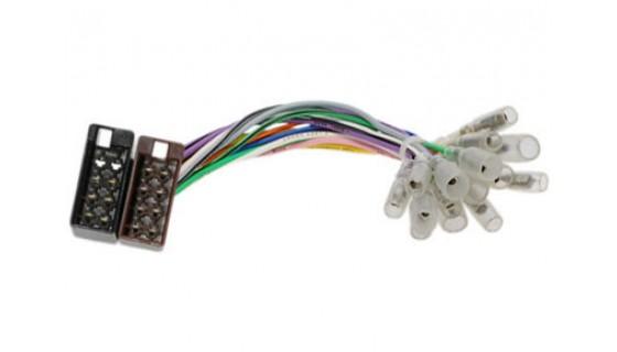 RTA 004.107-0 Adapter Cable ASIA , AUDI / SKODA / SEAT / VW