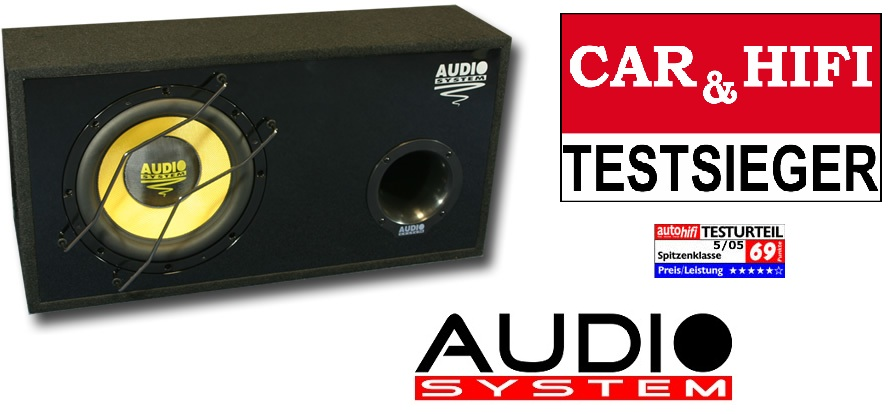 Audio System X 12-800 br X--ION 12-800 BR Bassreflexgehäuse XION 12-800