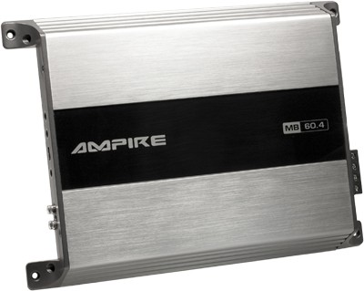Ampire MB60.4 4-channel amplifier 4 x 120 watt 60.4 MB