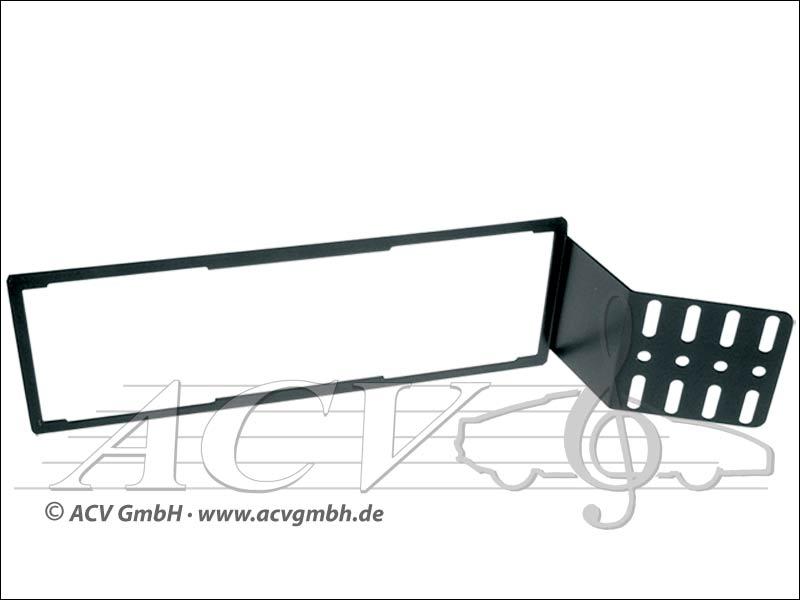 ACV 281.000-02 Supporto universale ISO (nero)