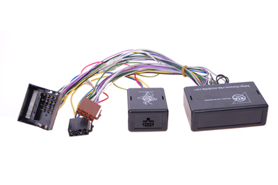 RTA 032.026-0 CAN Bus Multimedia Interface inkl. Aktivadapter mit Quadlock (Fakra) Anschluss und plug + play Kabelsatz für Audi, Seat, Skoda und VW