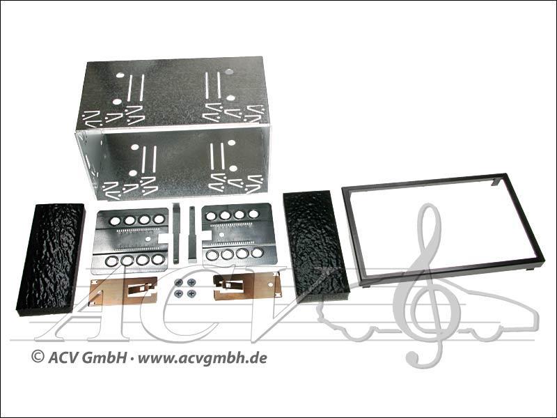 ACV 381.230-00 Kit universale doppio DIN (RAM 1709)