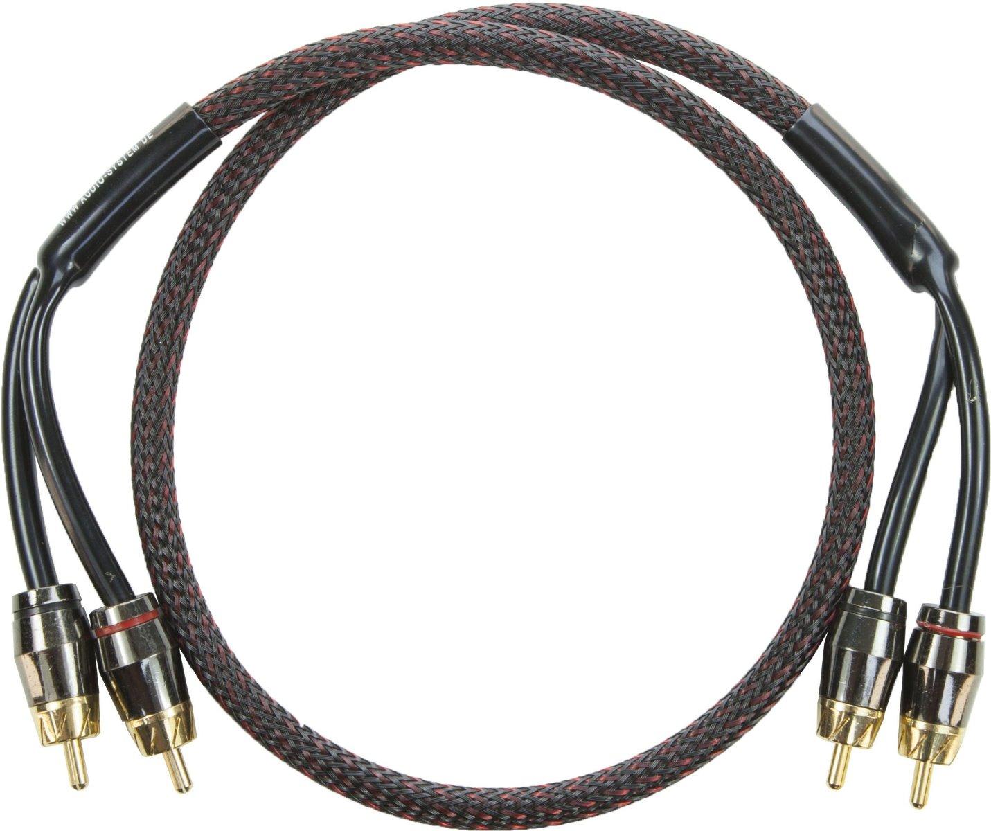 Audio System Z-PRO 0.5 HIGH-END Cinchkabel 50 cm OFC Cinchkabel