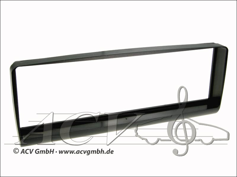 Radio Alfa 156 black hood