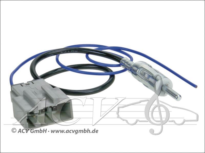 ACV 1512-01 Nissan Antenna Adapter DIN