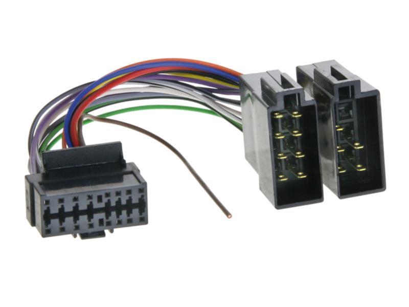 ACV 458005 RAK - > ISO CLARION CZ Série - > 16 PIN