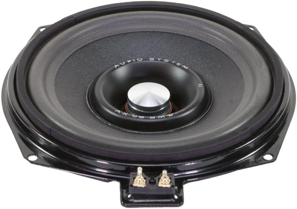 Audio System AX 08 BMW EVO 2 Subwoofer 20cm BMW E und F BMW Modelle Stückpreis