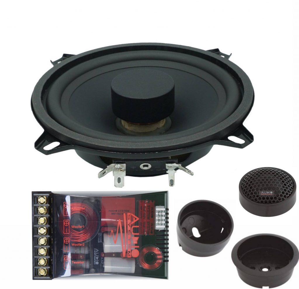 Audio System X 130 FLAT X-Series 2-way system