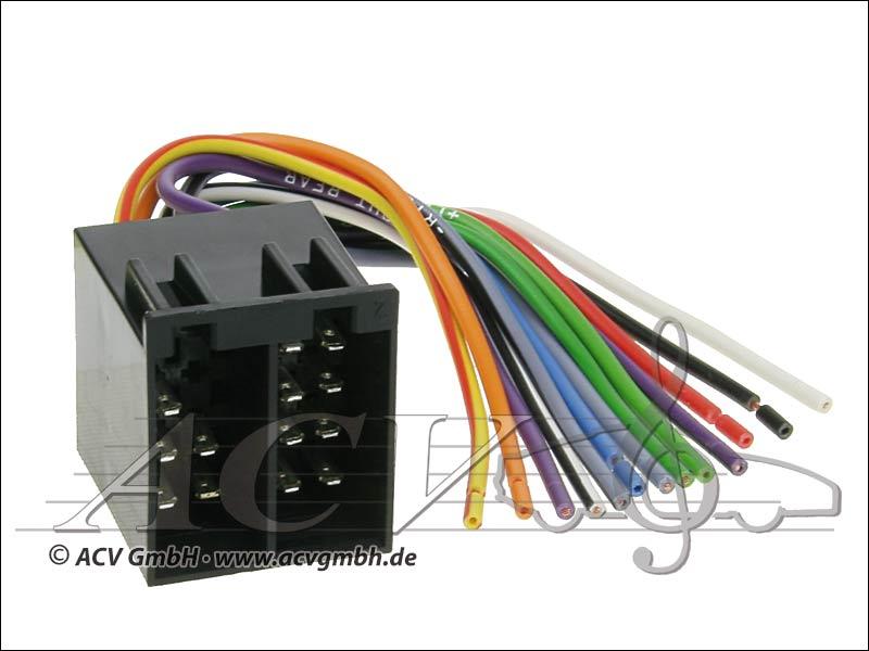 ACV 1230-00 Universal modernisation pouvoir kits et haut-parleurs