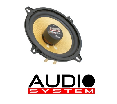 Audio System AS 130FL 130 mm Flat low-to mid AS130 FL