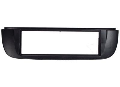 RTA 000.271-0 1 - montage sur rail DIN cadre, ABS noir