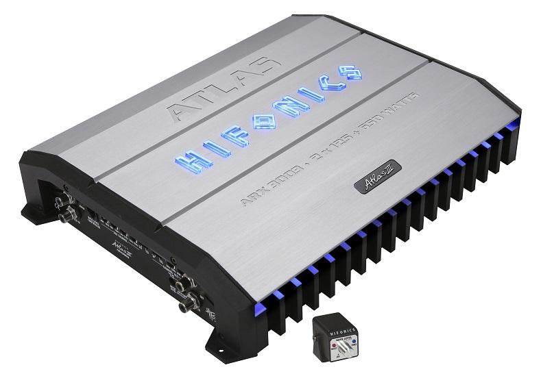 HIFONICS ARX-3003 ATLAS HYBRID AMP