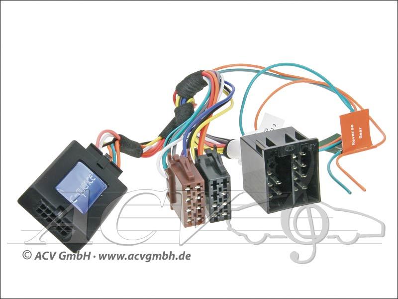 42-AR-902 directeur CAN-Bus Adapter roue Alfa 159 / Brera - JVC>