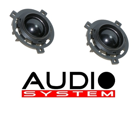 Audio System HS 25 GOLF VI tweeter for Golf 6 Scirro