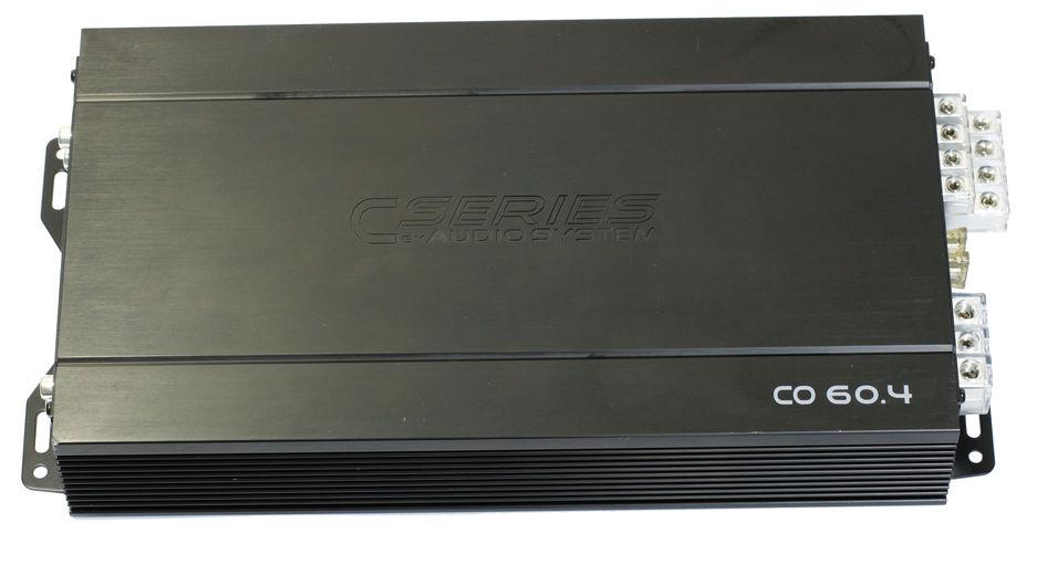 Audio system CO60.4 CO-Series 4-Channel 400 Watt CO 60.4