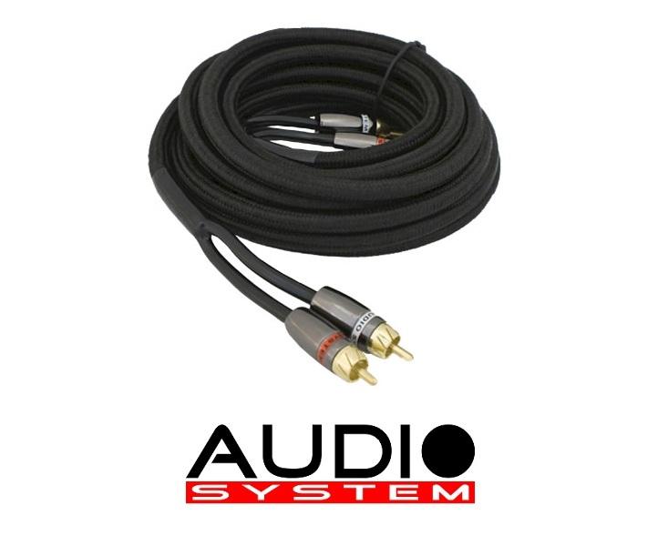 Audio System Z CHBLACK 0,75 RCA High-End cavo 0,75 m