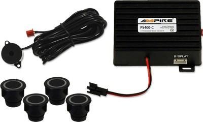 AMPIRE PS400 Einparkhilfe Mattschwarz