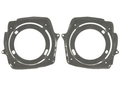 RTA 301.381-0 Vehicle-specific mounting plates