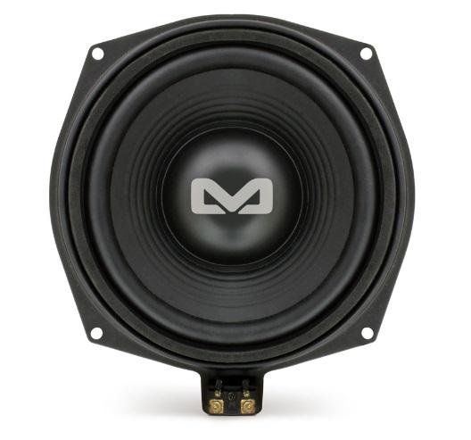 AMPIRE BMW-W1 20cm Tiefton-Lautsprecher für BMW Fahrzeuge 1 Paar 200 Watt