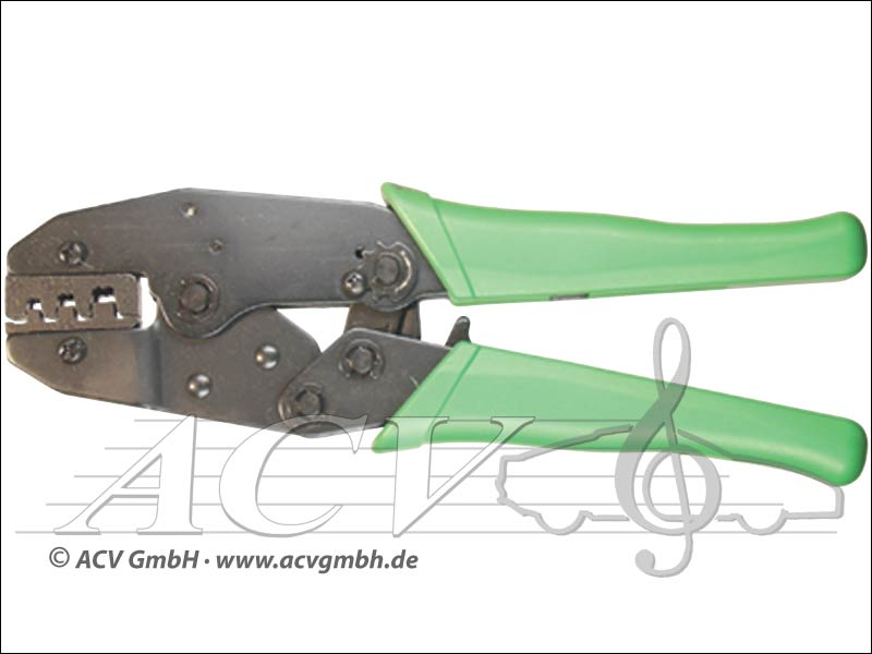 ACV 2615085 crimping tool for non-insulated contacts