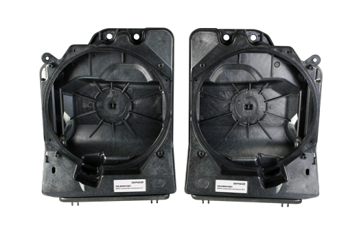 EMPHASER EM-BMW3SBC BMW 3 series Subwoofer case