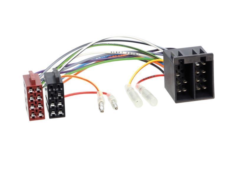 ACV 1230-24 Socket RAK ISO > connecteur ISO bornes en option 15/30 rotatif