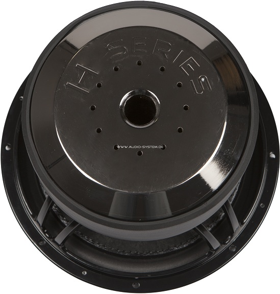 Audio System H 12 30 Cm Extremely High Spl Subwoofer 10 000 Watt H Series H12 Spl