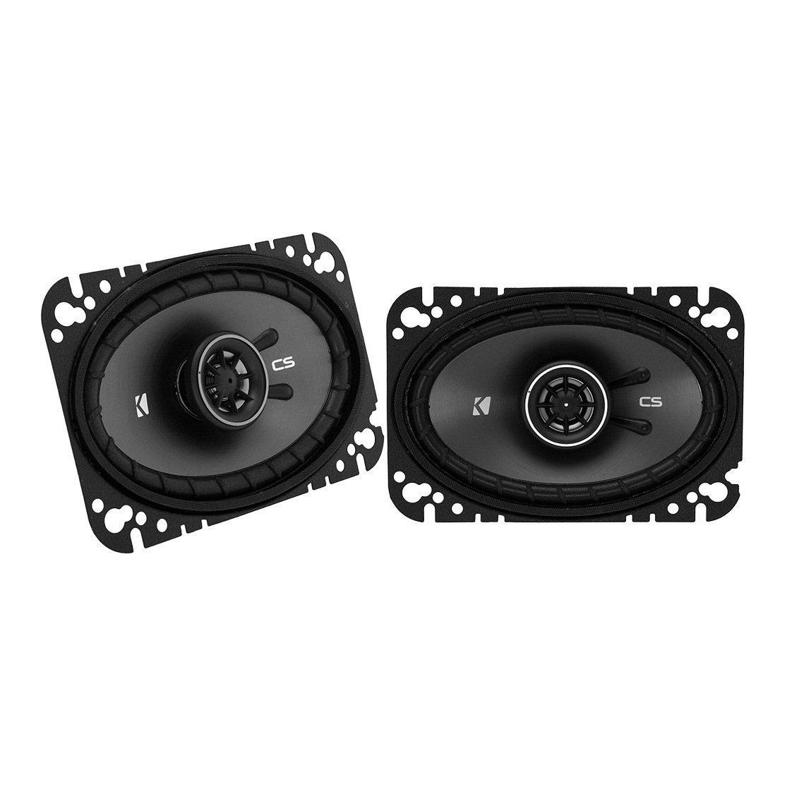 Kicker CSC46 4x6 Koax-Lautsprecher