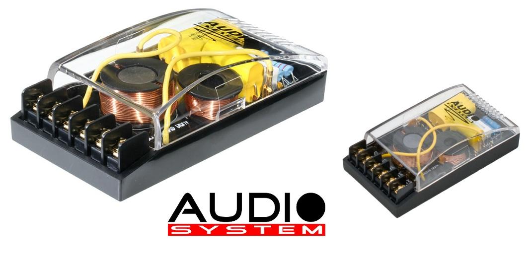 Audio System FWR 2-Wege Frequenzweiche 12 dB