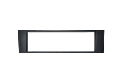 RTA 000.113-0 1- DIN Einbaurahmen, ABS schwarz AUDI A3