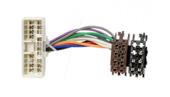 RTA 004.173-0 Câble adaptateur ISO , Ssangyong Rexton