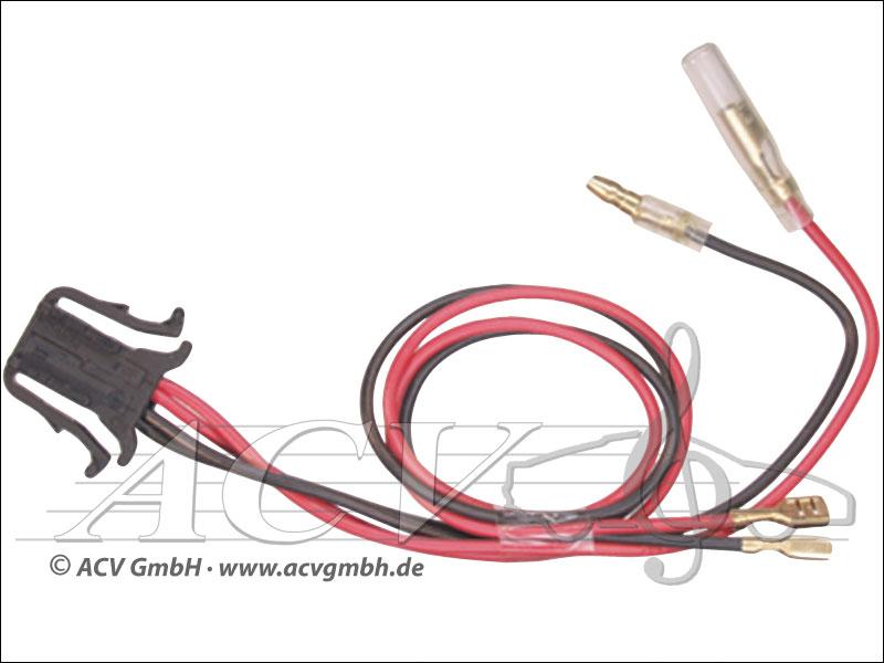 ACV 1192-01 Mercedes Lautsprecheradapterkabel