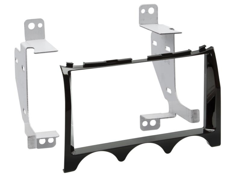ACV 381143-26-1 2-DIN RB Hyundai Genesis 08/2012 > Klavierlack / schwarz