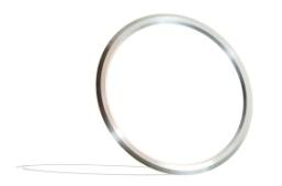 Audio sistema ad anello adesivo della lega 13 centimetri 1 coppia