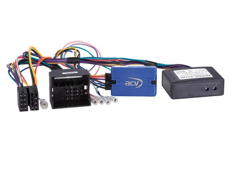 ACV 42-AD-805 CFC Audi A3 / A4 / TT Quadlock / partie système actif > Clarion