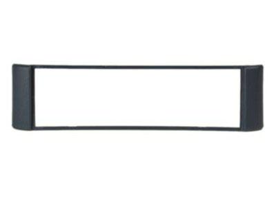 RTA 000.080-0 1 - montage sur rail DIN cadre, ABS bleu