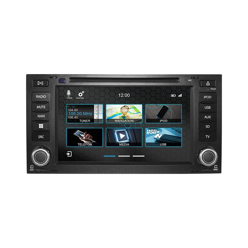 DYNAVIN N7-VT7 Navigationsgerät Autoradio für VW Touareg, T5 Multivan, T5 California