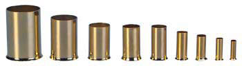 Sinuslive AE 6.0 P12 ferrules gold-plated, 6mm ², 12 St.