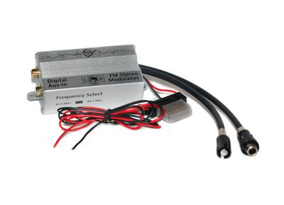 RTA 007.005-0 AUX IN - FM numérique Frequenzwandle