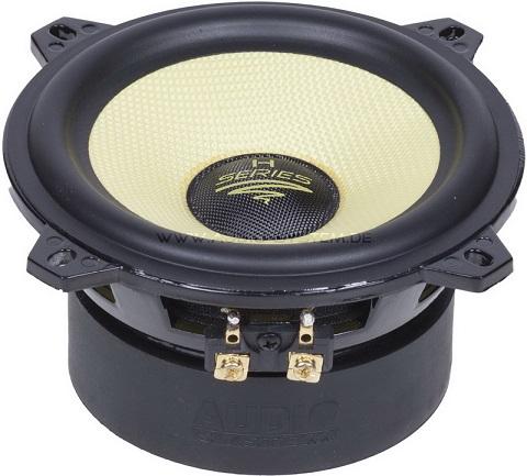 AUDIO SYSTEM AX 130 C EVO Tief/Mitteltöner