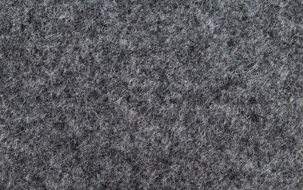 AUDIO SYSTEM Z-FLEECE GREY 006 Bezugsteppich hellgrau silber 1,5m x 3m = 4,5 m²