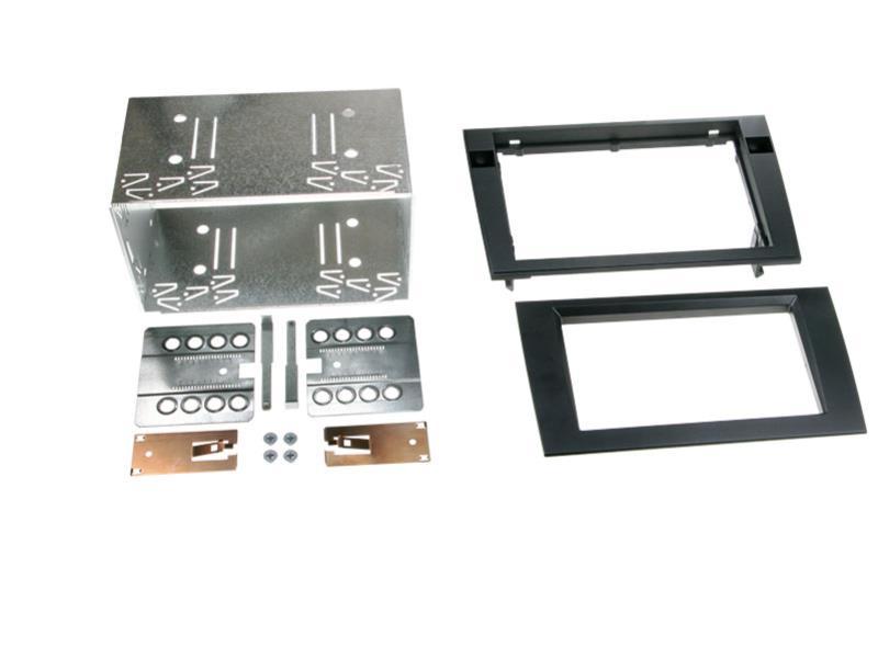 ACV 381320-15-1 2-DIN RB Audi A4 ( B6 / B7 ) / Seat Exeo black