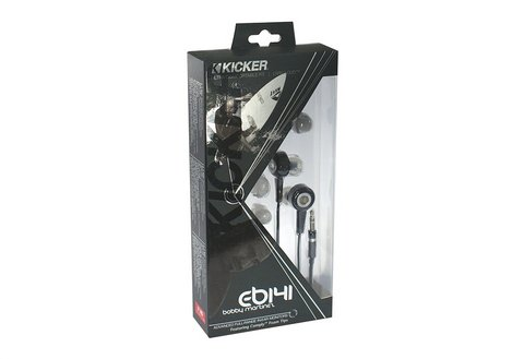 KICKER EB141B Premium Ear Bud 09
