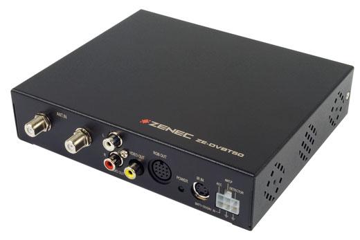 Zenec ZE-DVBT Tuner DVBT50 diversité Tuner TNT TV 50