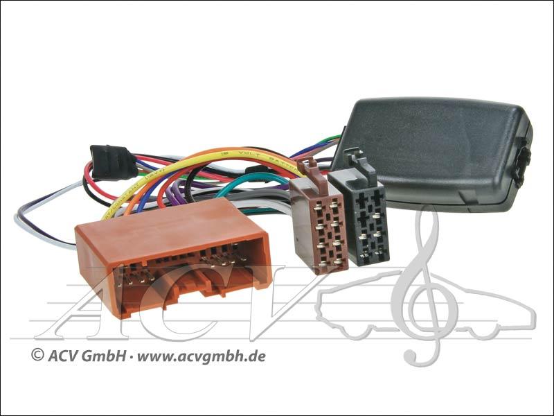 42-1173-100 Wheel Adapter Mazda de Bj.03 -> Alpine